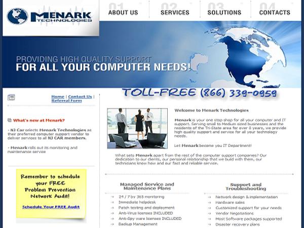 Menark Project