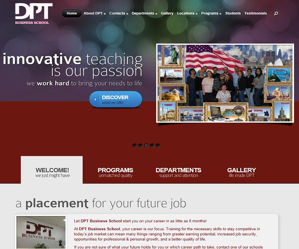 DPT Business School