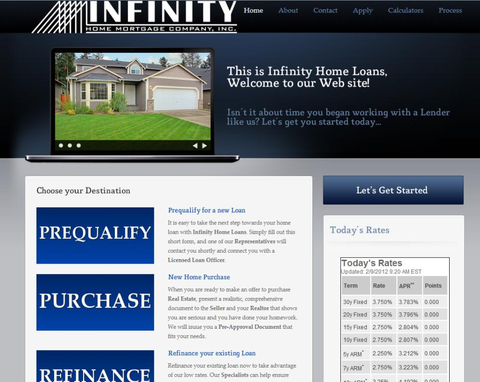 Infinity Direct Mortgage