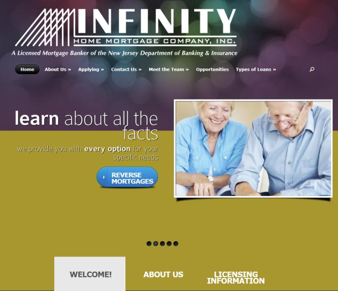 Infinity Home Mortgage Company
